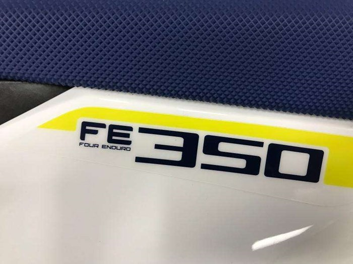 2019 HUSQVARNA FE 350 Photo 8 of 12