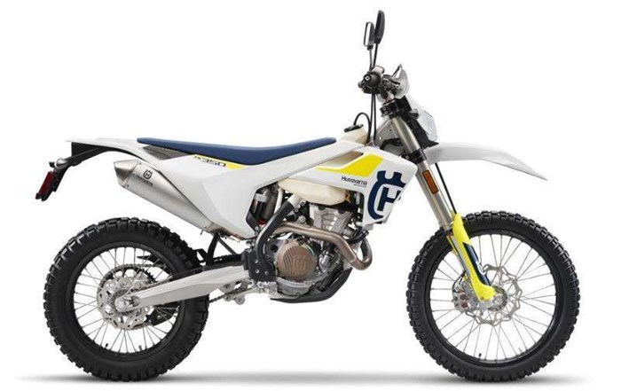 2019 HUSQVARNA FE 350 Photo 10 of 12