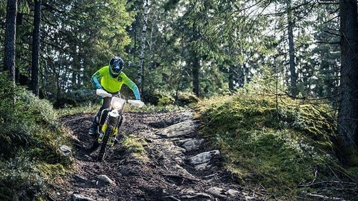 2019 HUSQVARNA FE 350 Photo 11 of 12