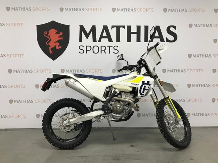2019 HUSQVARNA FE 350 Photo 1 of 12
