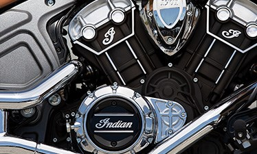 2019 INDIAN SCOUT THUNDER BLACK Photo 4 of 8