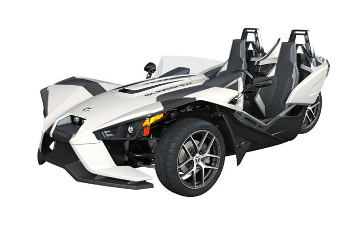 2019 SLINGSHOT SLINGSHOT SLR ICON MONUMENT WH Photo 1 of 2