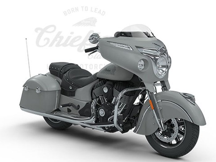 2018 INDIAN INDIAN CHIEFTAIN CLASSIC Photo 12 of 12