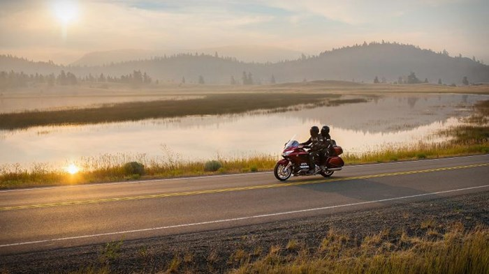 2019 Honda GOLD WING TOUR DCT ABS Photo 7 sur 20