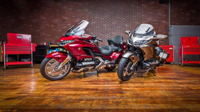 2019 Honda GOLD WING TOUR DCT ABS Photo 14 sur 20