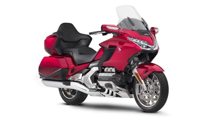 2019 Honda GOLD WING TOUR DCT ABS Photo 18 sur 20