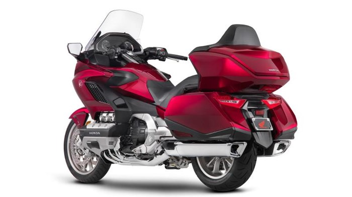 2019 Honda GOLD WING TOUR DCT ABS Photo 19 sur 20