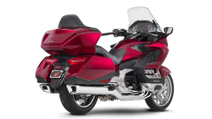 2019 Honda GOLD WING TOUR DCT ABS Photo 20 sur 20