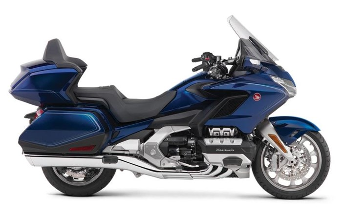 2019 Honda GOLD WING TOUR DCT ABS Photo 1 of 22