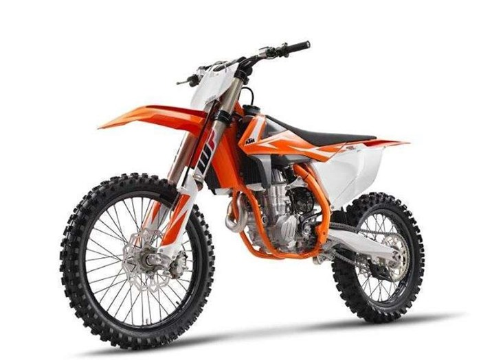 2018 KTM 450 SX-F Photo 12 of 14
