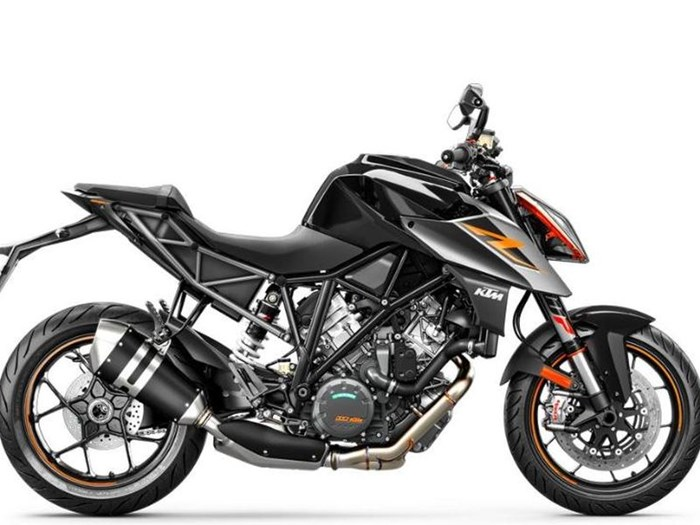 2018 KTM 1290 SUPER DUKE R noir Photo 1 of 2