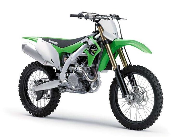 2019 KAWASAKI KX450 Photo 2 of 3