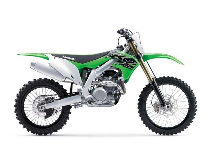 2019 KAWASAKI KX450 Photo 3 of 3