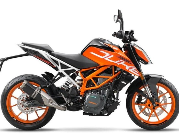2018 KTM 390 DUKE Photo 1 of 2