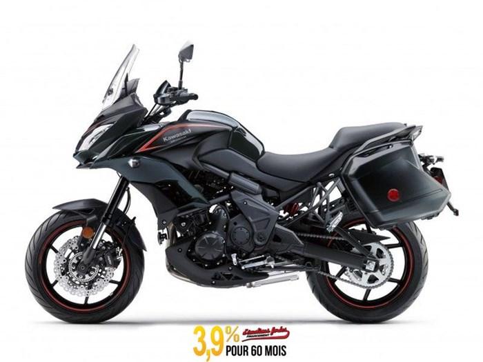 2018 KAWASAKI VERSYS 650 ABS LT BLACK Photo 1 of 4