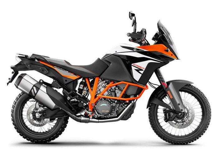 2019 KTM 1090 ADVENTURE R Photo 1 of 2