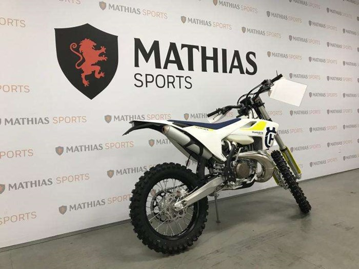 2019 HUSQVARNA TE 250i Photo 2 of 12