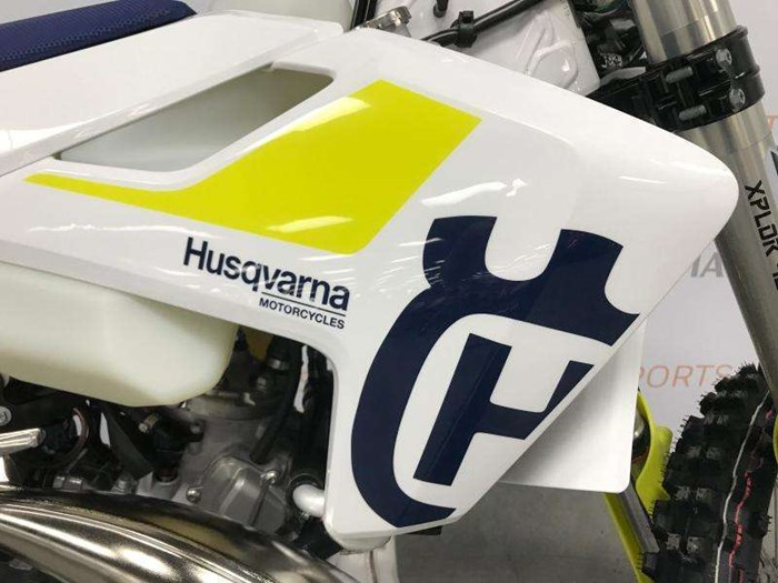 2019 HUSQVARNA TE 250i Photo 7 of 12