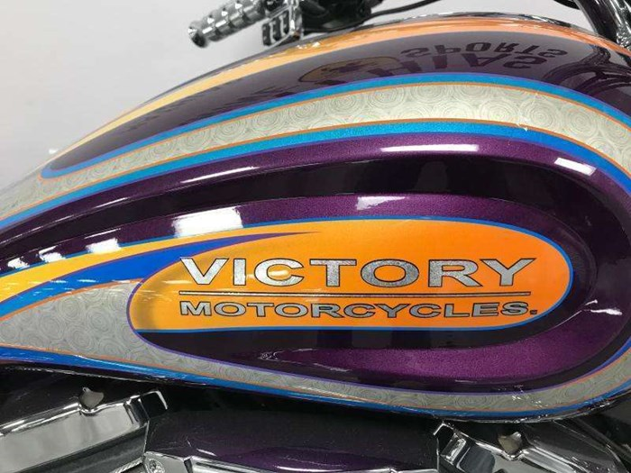 2008 VICTORY Jackpot Ness Photo 7 sur 14