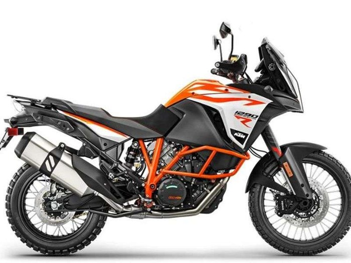 2018 KTM 1290 SUPER ADVENTURE R Photo 11 of 12
