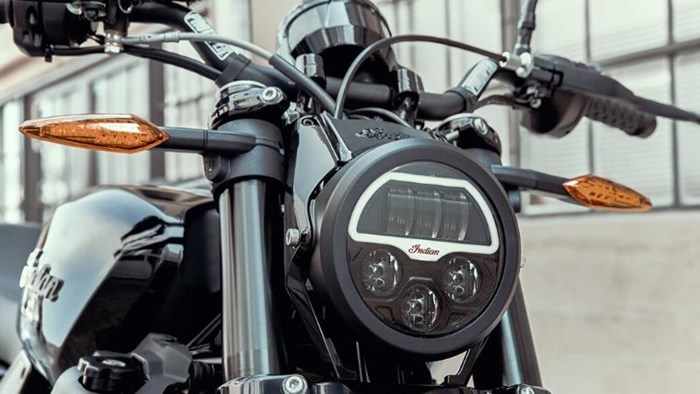 2019 INDIAN FTR 1200 Photo 6 of 13