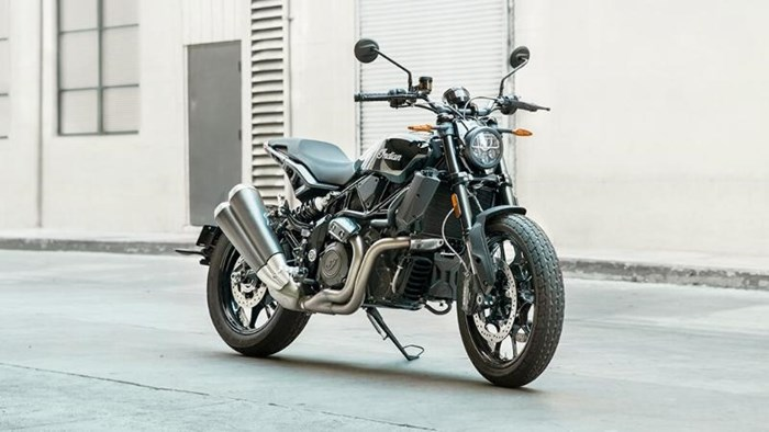 2019 INDIAN FTR 1200 Photo 11 of 13