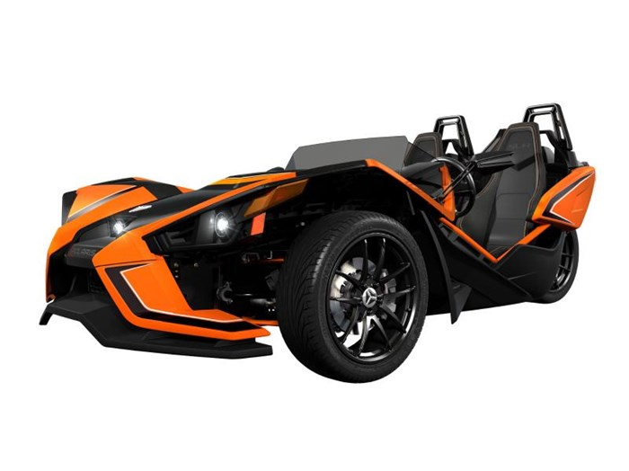 2017 SLINGSHOT SLINGSHOT SLR ORANGE EN FOLIE Photo 3 of 15