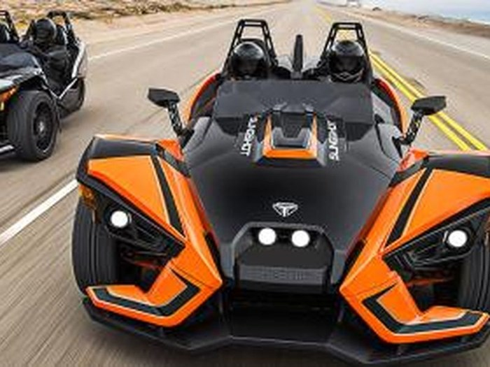2017 SLINGSHOT SLINGSHOT SLR ORANGE EN FOLIE Photo 6 of 15