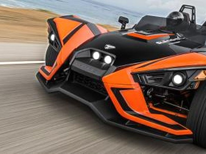 2017 SLINGSHOT SLINGSHOT SLR ORANGE EN FOLIE Photo 7 of 15