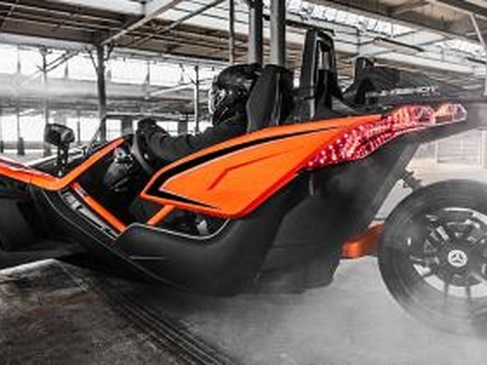 2017 SLINGSHOT SLINGSHOT SLR ORANGE EN FOLIE Photo 8 of 15