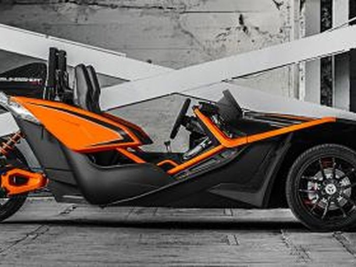 2017 SLINGSHOT SLINGSHOT SLR ORANGE EN FOLIE Photo 9 of 15