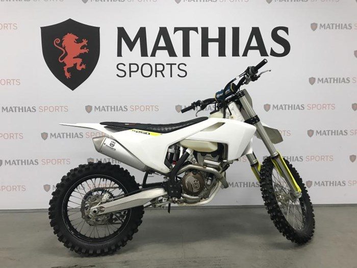 2018 HUSQVARNA fc 250 Photo 1 of 7