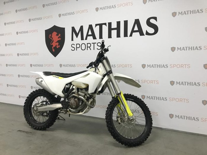 2018 HUSQVARNA fc 250 Photo 3 of 7