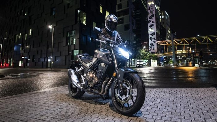 2019 Honda CB500F STANDARD Photo 7 of 11
