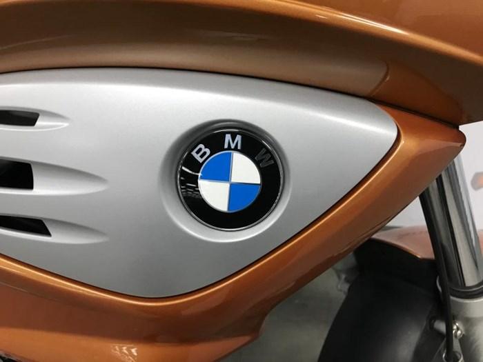 2002 BMW F650cs Photo 7 sur 9