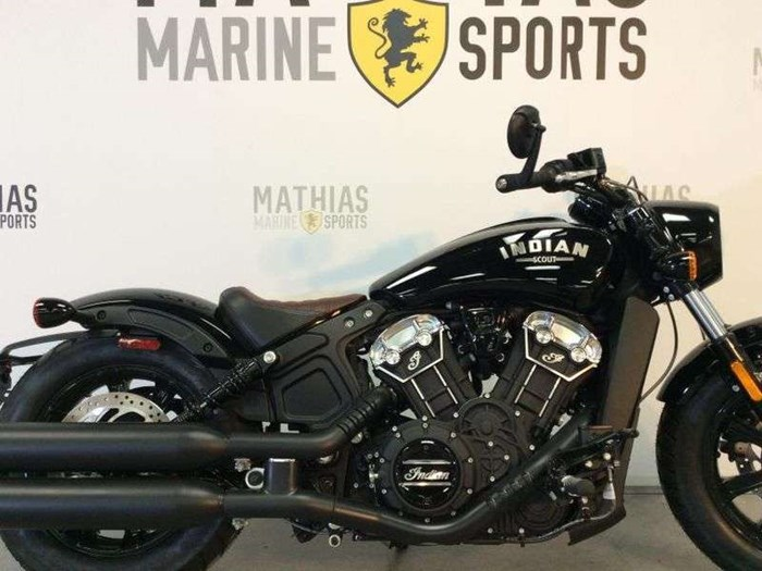 2018 INDIAN SCOUT BOBBER Photo 4 of 13