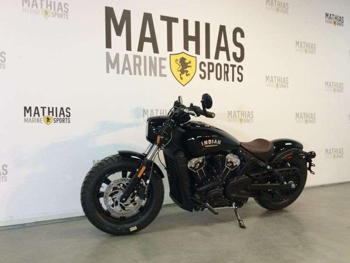 2018 INDIAN SCOUT BOBBER Photo 6 of 13