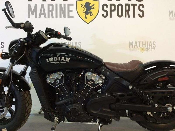 2018 INDIAN SCOUT BOBBER Photo 8 of 13