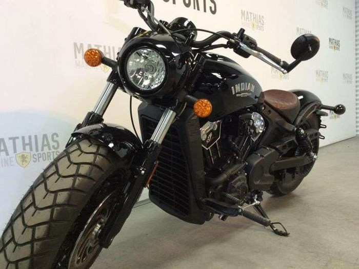 2018 INDIAN SCOUT BOBBER Photo 10 of 13