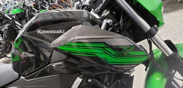 2019 Kawasaki Z400 ABS Photo 5 of 11