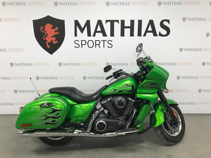 KAWASAKI 1700 vaquero 2015 Used Motorcycle for Sale in  Saint-mathias-sur-richelieu, Quebec - MotorcycleDealers ca