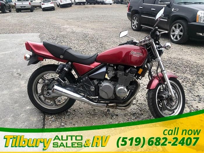 1991 Kawasaki Zephyr Photo 4 of 13