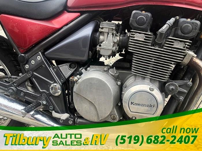 1991 Kawasaki Zephyr Photo 8 of 13