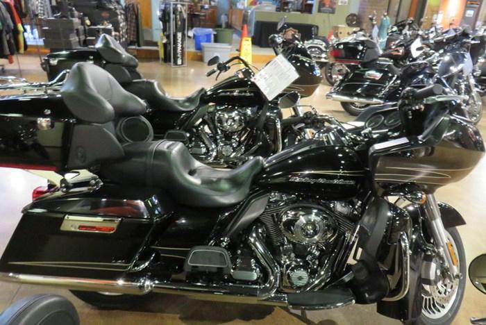 2011 Harley-Davidson FLTRU - Road Glide® Ultra Photo 1 of 9