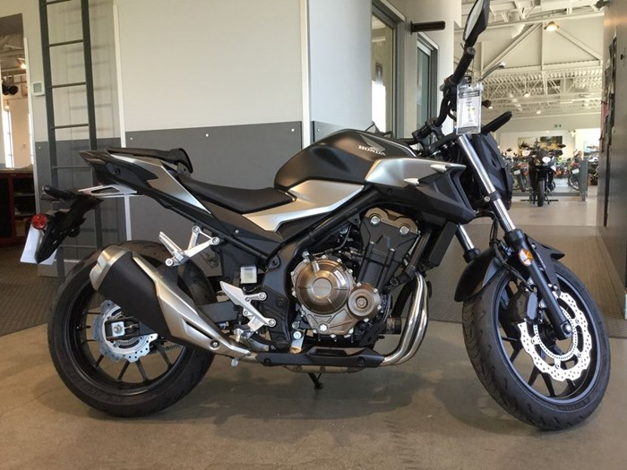 2019 Honda CB500F Photo 1 of 5