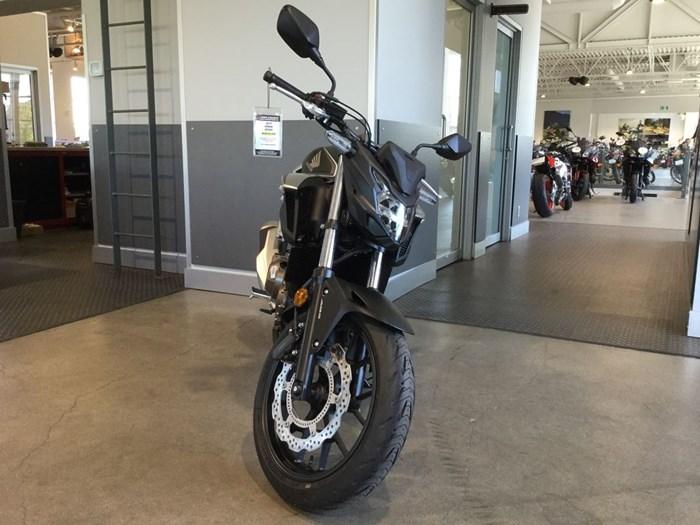 2019 Honda CB500F Photo 2 of 5