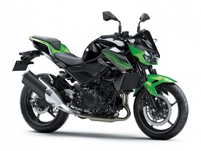 2019 KAWASAKI Z400 Photo 2 of 9