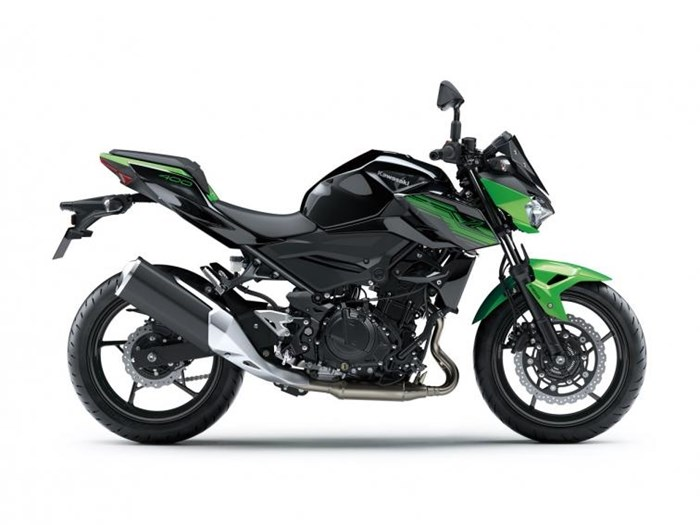 2019 KAWASAKI Z400 Photo 3 of 9