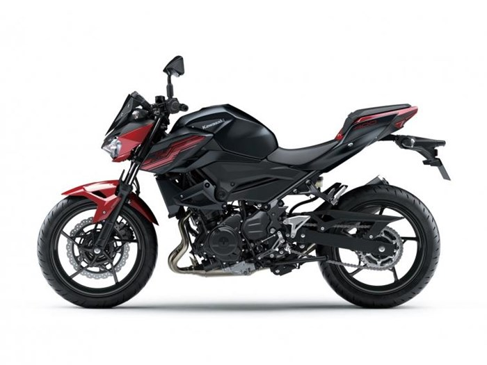 2019 KAWASAKI Z400 Photo 4 of 9