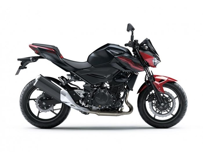2019 KAWASAKI Z400 Photo 6 of 9